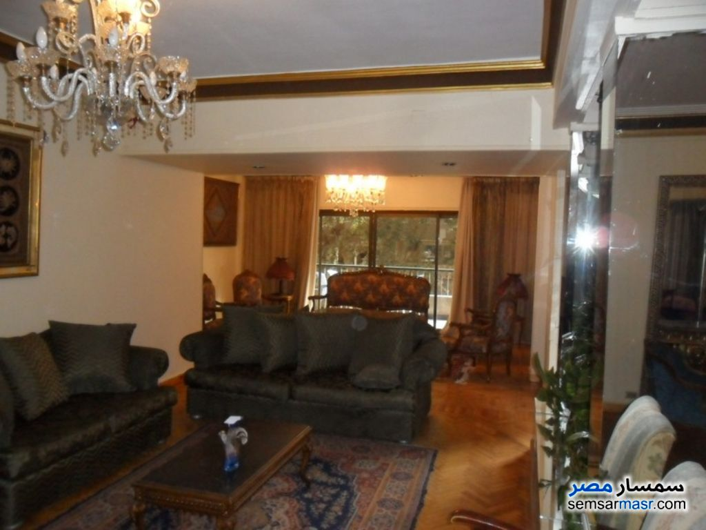 Photo 1 - Apartment 3 bedrooms 2 baths 260 sqm extra super lux For Rent Dokki Giza
