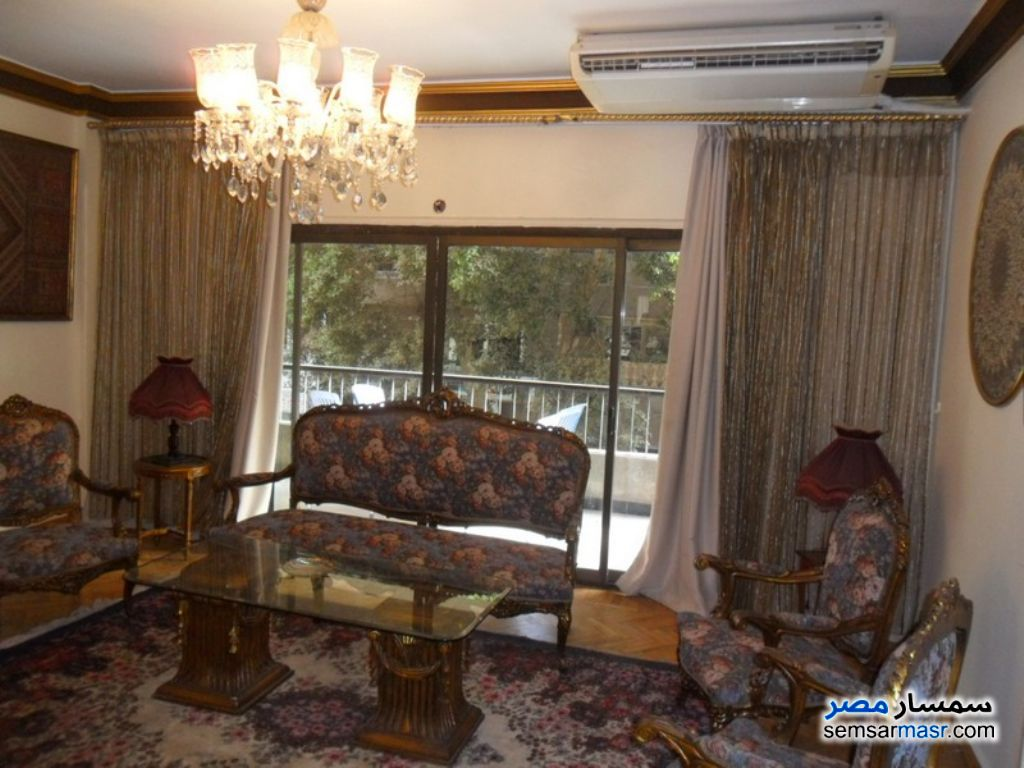 Photo 3 - Apartment 3 bedrooms 2 baths 260 sqm extra super lux For Rent Dokki Giza
