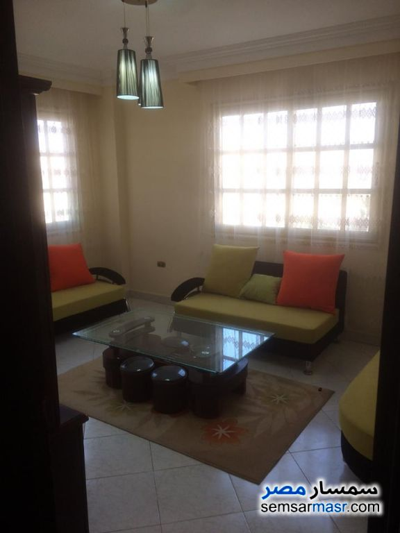 Photo 2 - Apartment 3 bedrooms 2 baths 200 sqm super lux For Rent El Motamayez District 6th of October
