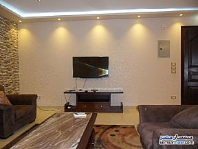 Apartment 3 bedrooms 3 baths 220 sqm super lux For Rent Mohandessin Giza - 2