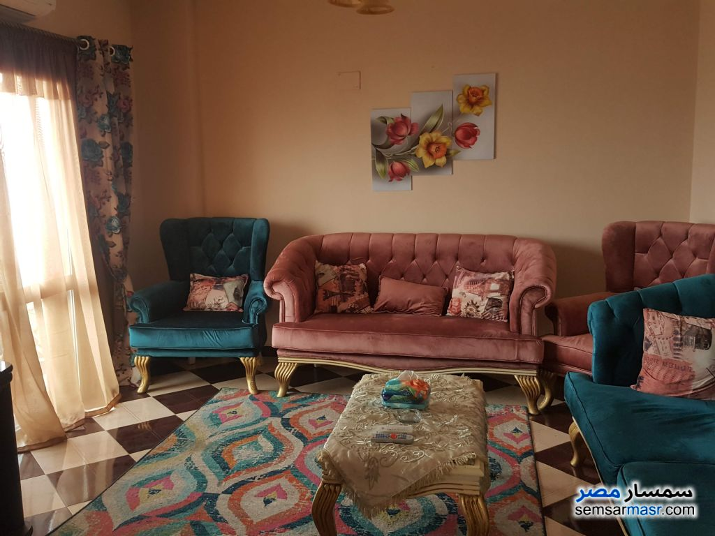 Photo 7 - Apartment 2 bedrooms 1 bath 125 sqm lux For Rent Maadi Cairo