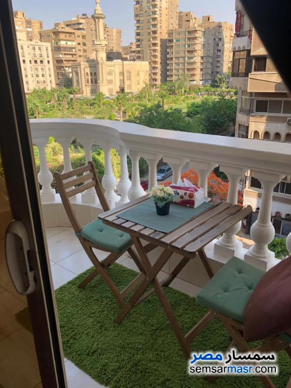 Photo 11 - Apartment 2 bedrooms 2 baths 250 sqm extra super lux For Rent Nasr City Cairo