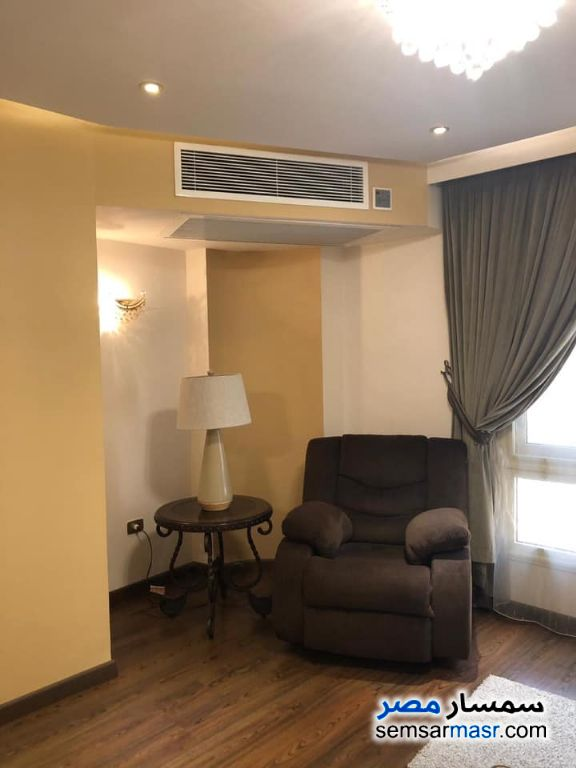 Photo 5 - Apartment 2 bedrooms 2 baths 250 sqm extra super lux For Rent Nasr City Cairo
