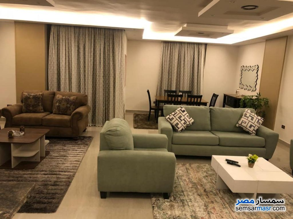 Photo 1 - Apartment 2 bedrooms 2 baths 250 sqm extra super lux For Rent Nasr City Cairo