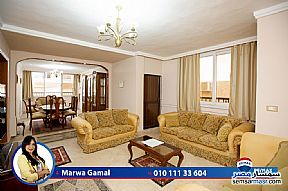 Ad Photo: Apartment 2 bedrooms 1 bath 120 sqm super lux in Roshdy  Alexandira