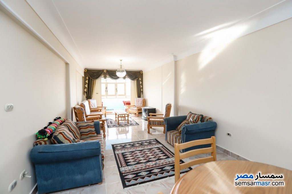 Ad Photo: Apartment 2 bedrooms 2 baths 138 sqm super lux in Smoha  Alexandira