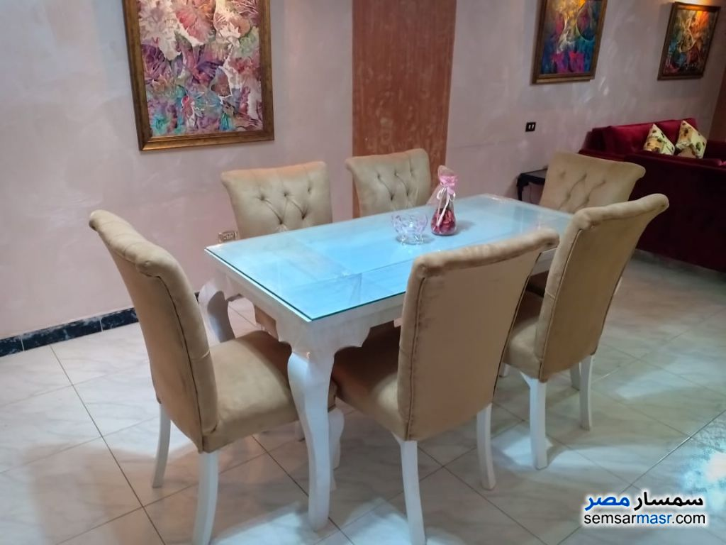 Photo 2 - Apartment 2 bedrooms 2 baths 135 sqm super lux For Rent Nasr City Cairo