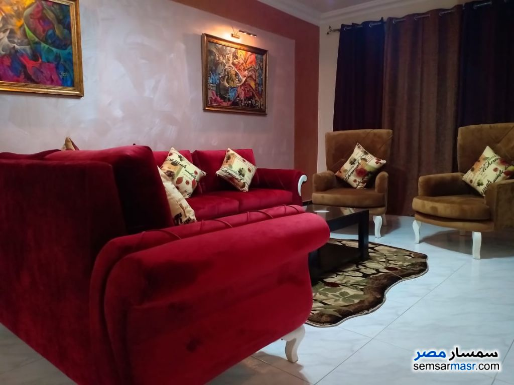 Photo 14 - Apartment 2 bedrooms 2 baths 135 sqm super lux For Rent Nasr City Cairo