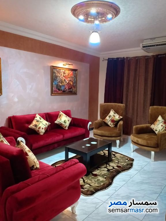 Photo 1 - Apartment 2 bedrooms 2 baths 135 sqm super lux For Rent Nasr City Cairo