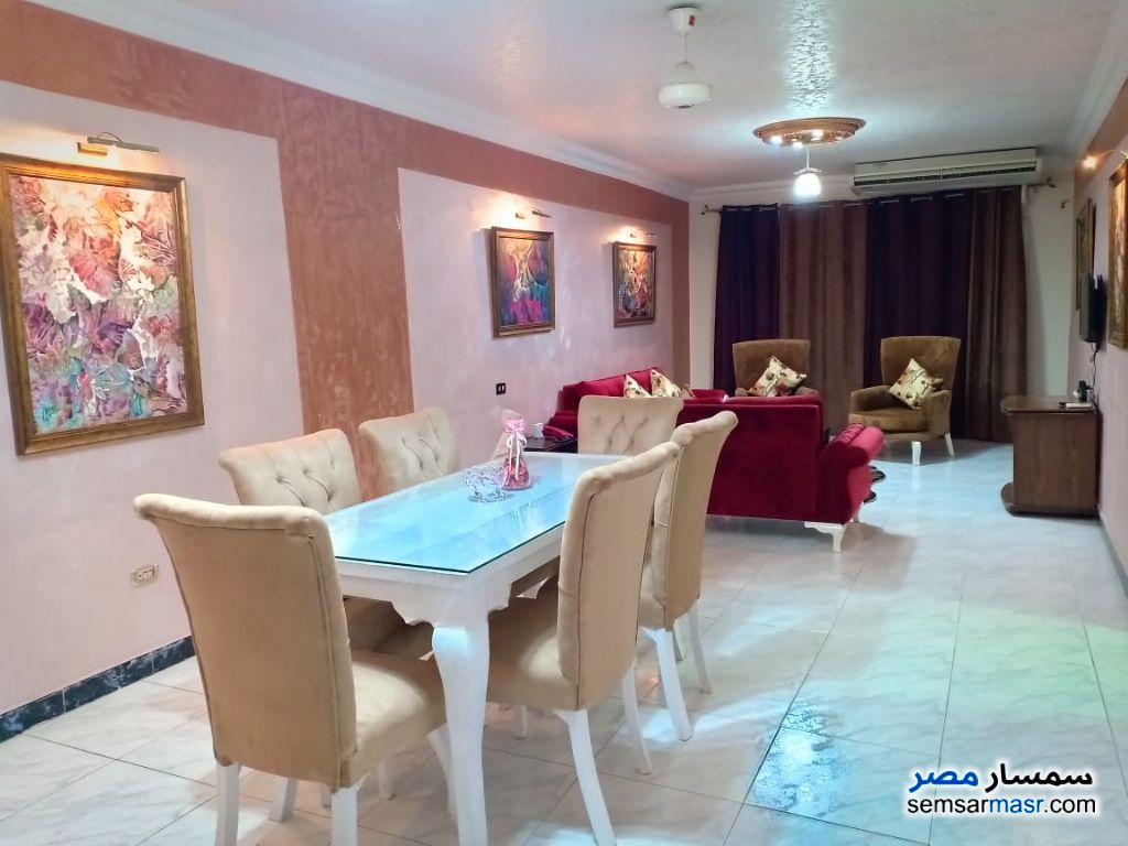 Photo 16 - Apartment 2 bedrooms 2 baths 135 sqm super lux For Rent Nasr City Cairo