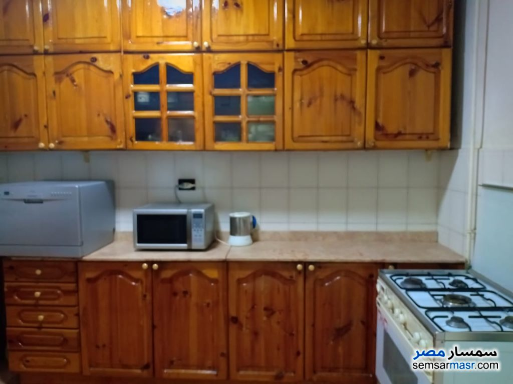 Photo 4 - Apartment 2 bedrooms 2 baths 135 sqm super lux For Rent Nasr City Cairo