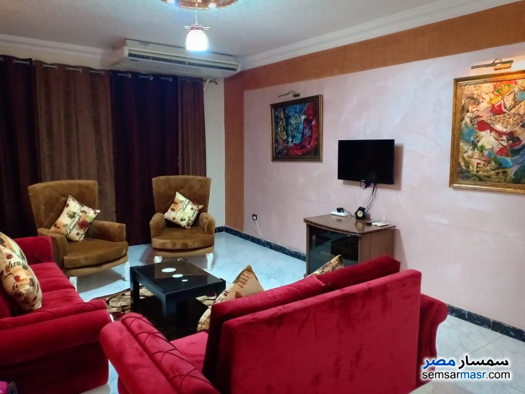 Photo 8 - Apartment 2 bedrooms 2 baths 135 sqm super lux For Rent Nasr City Cairo