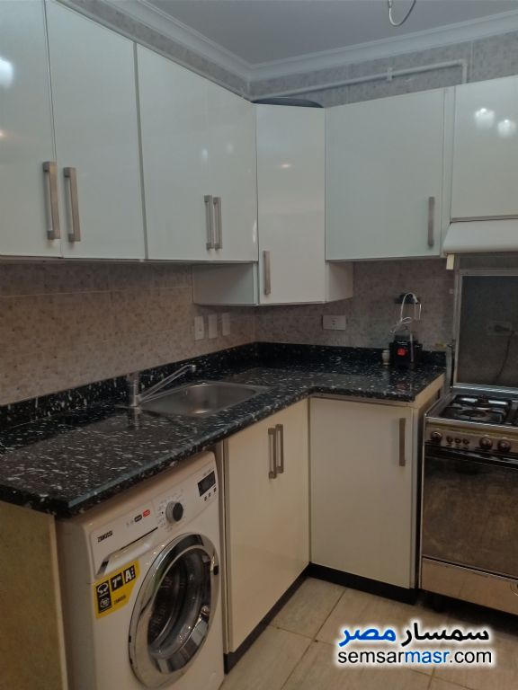 Photo 10 - Apartment 2 bedrooms 2 baths 150 sqm extra super lux For Rent Nasr City Cairo