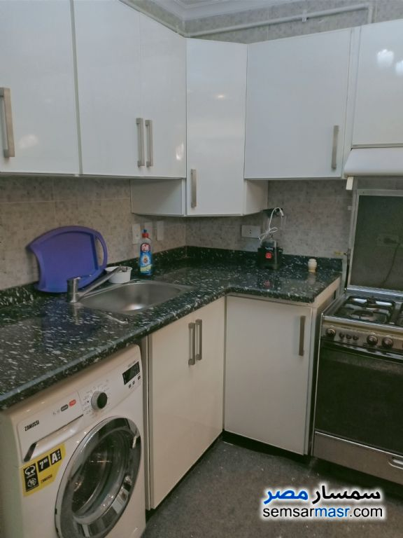 Photo 13 - Apartment 2 bedrooms 2 baths 150 sqm extra super lux For Rent Nasr City Cairo