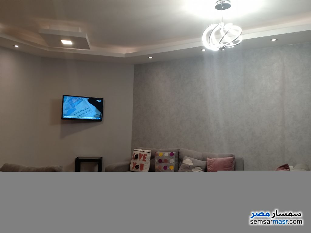 Photo 14 - Apartment 2 bedrooms 2 baths 150 sqm extra super lux For Rent Nasr City Cairo