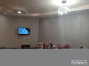 Apartment 2 bedrooms 2 baths 150 sqm extra super lux For Rent Nasr City Cairo - 14