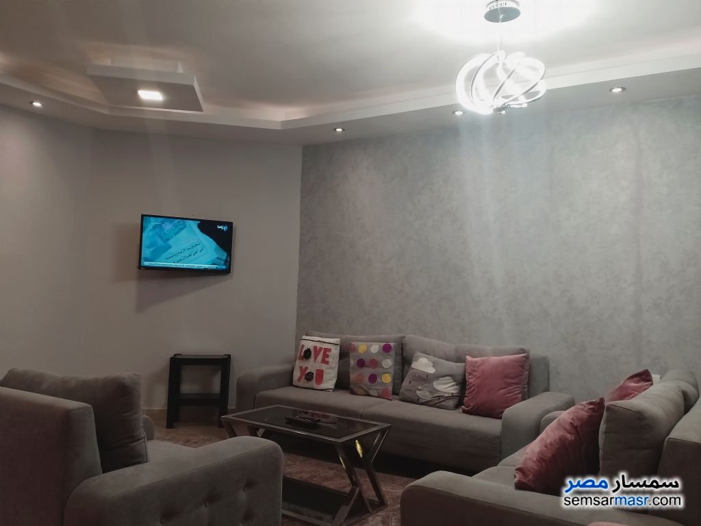Photo 3 - Apartment 2 bedrooms 2 baths 150 sqm extra super lux For Rent Nasr City Cairo