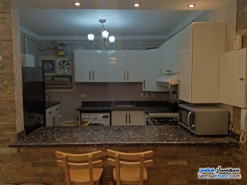 Photo 9 - Apartment 2 bedrooms 2 baths 150 sqm extra super lux For Rent Nasr City Cairo