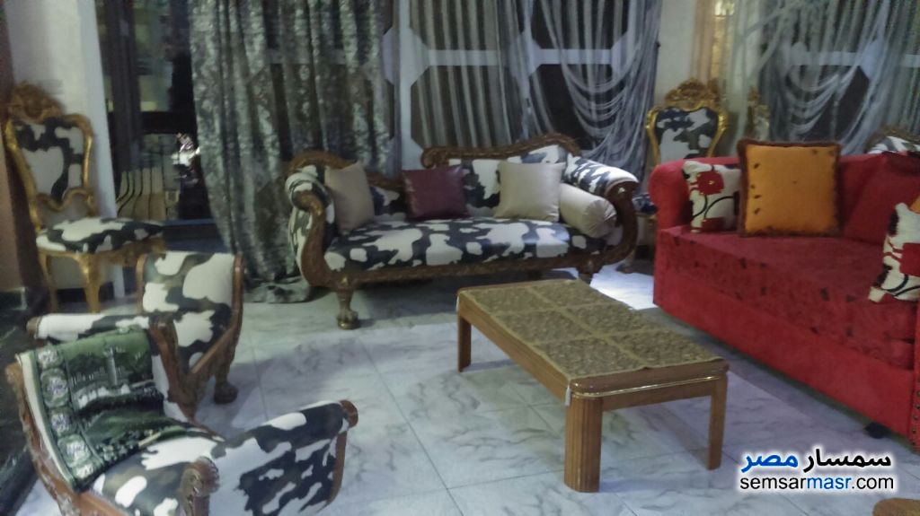 Photo 3 - Apartment 3 bedrooms 2 baths 250 sqm extra super lux For Rent Nasr City Cairo