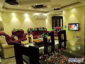 Ad Photo: Apartment 2 bedrooms 1 bath 150 sqm extra super lux in Nasr City  Cairo