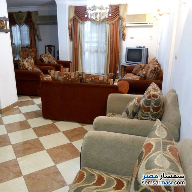 Photo 1 - Apartment 3 bedrooms 2 baths 160 sqm lux For Rent Nasr City Cairo