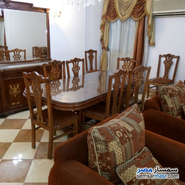 Photo 9 - Apartment 3 bedrooms 2 baths 160 sqm lux For Rent Nasr City Cairo
