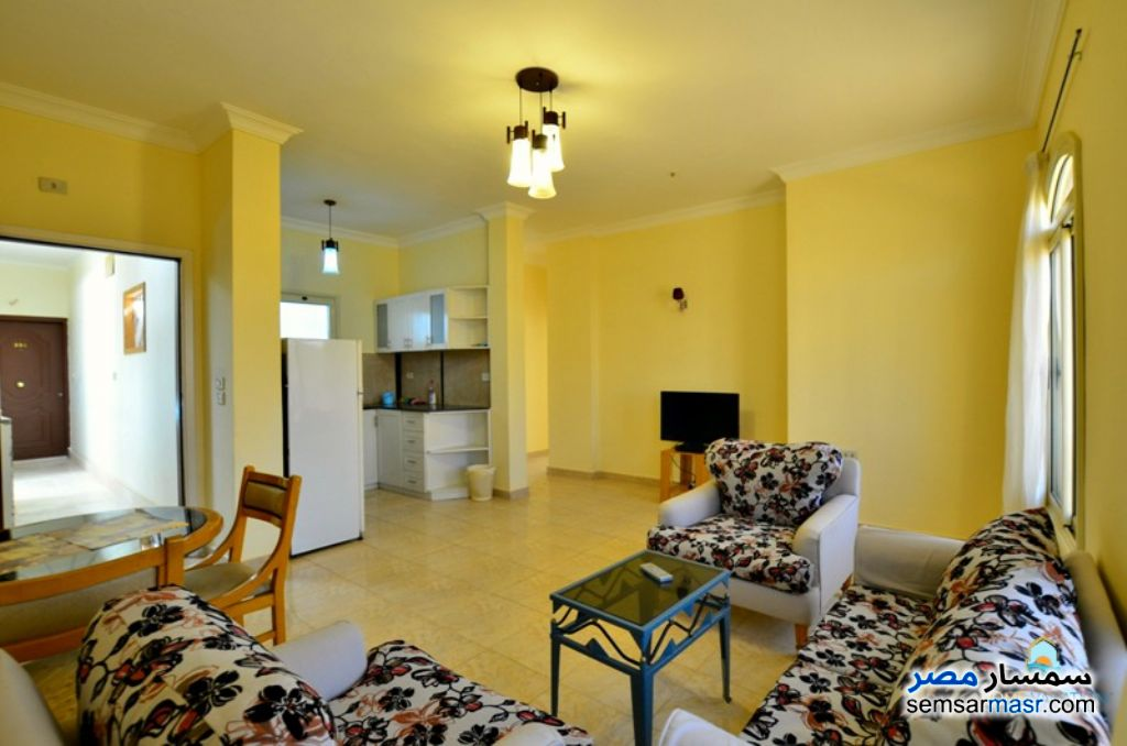 Ad Photo: Apartment 2 bedrooms 1 bath 90 sqm super lux in Red Sea