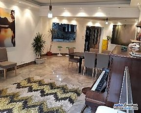 Apartment 3 bedrooms 2 baths 200 sqm extra super lux For Rent Zamalek Cairo - 4