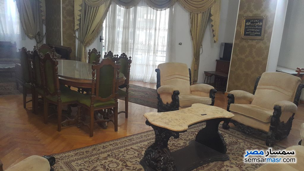 Photo 1 - Apartment 3 bedrooms 2 baths 220 sqm extra super lux For Rent Smoha Alexandira