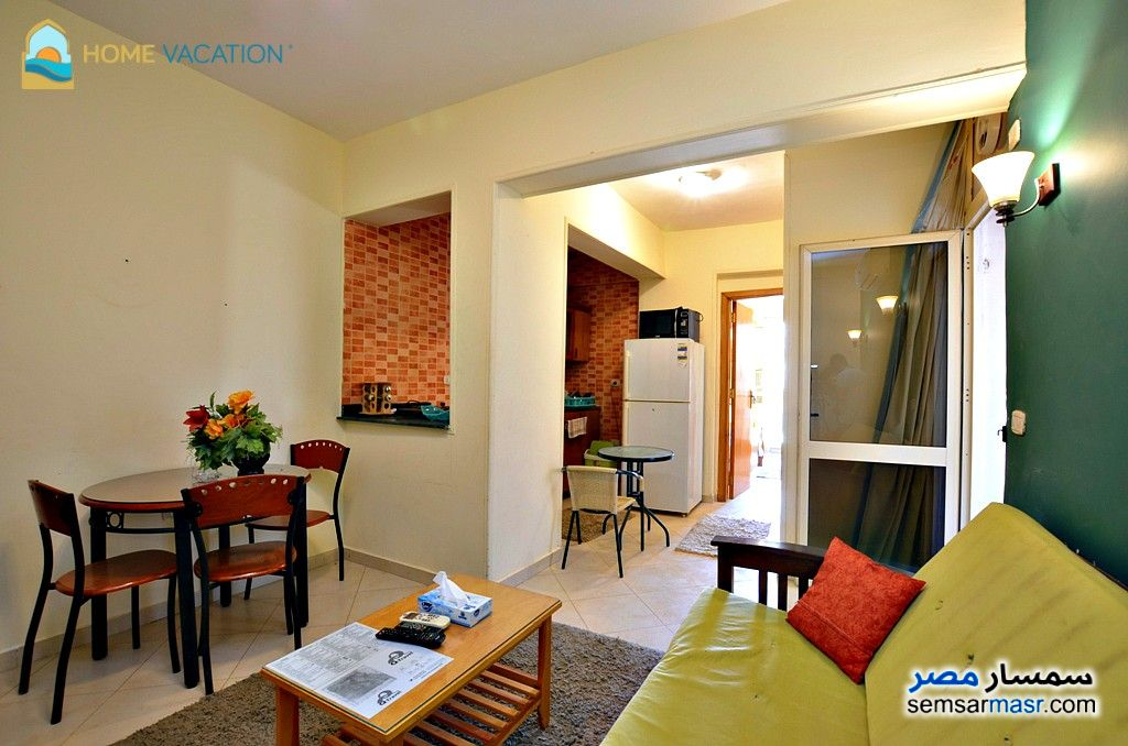 Photo 2 - Apartment 1 bedroom 1 bath 67 sqm super lux For Rent Hurghada Red Sea