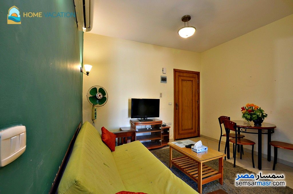 Photo 3 - Apartment 1 bedroom 1 bath 67 sqm super lux For Rent Hurghada Red Sea