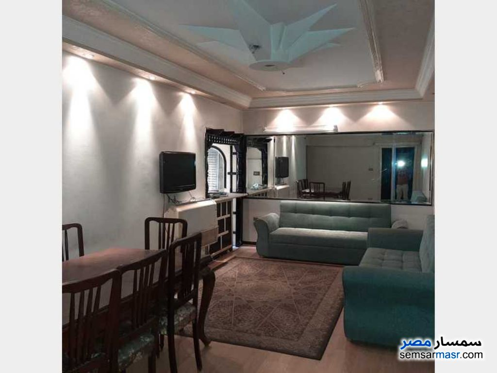 Photo 1 - Apartment 2 bedrooms 1 bath 114 sqm lux For Rent Nasr City Cairo
