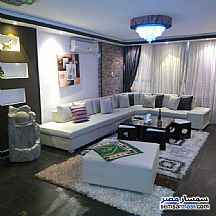 Apartment 2 bedrooms 1 bath 125 sqm extra super lux For Rent Nasr City Cairo - 8