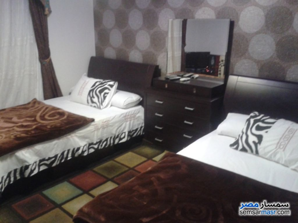 Photo 3 - Apartment 2 bedrooms 1 bath 125 sqm extra super lux For Rent Nasr City Cairo