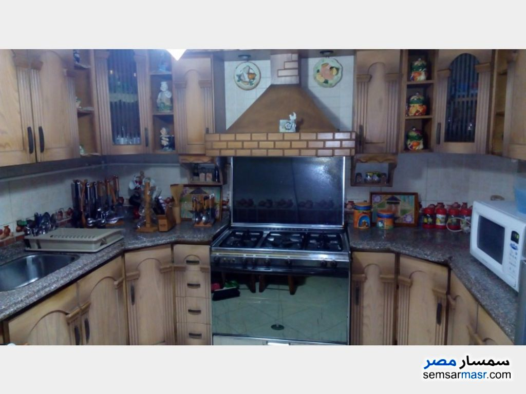 Photo 1 - Apartment 3 bedrooms 3 baths 200 sqm extra super lux For Rent Mohandessin Giza