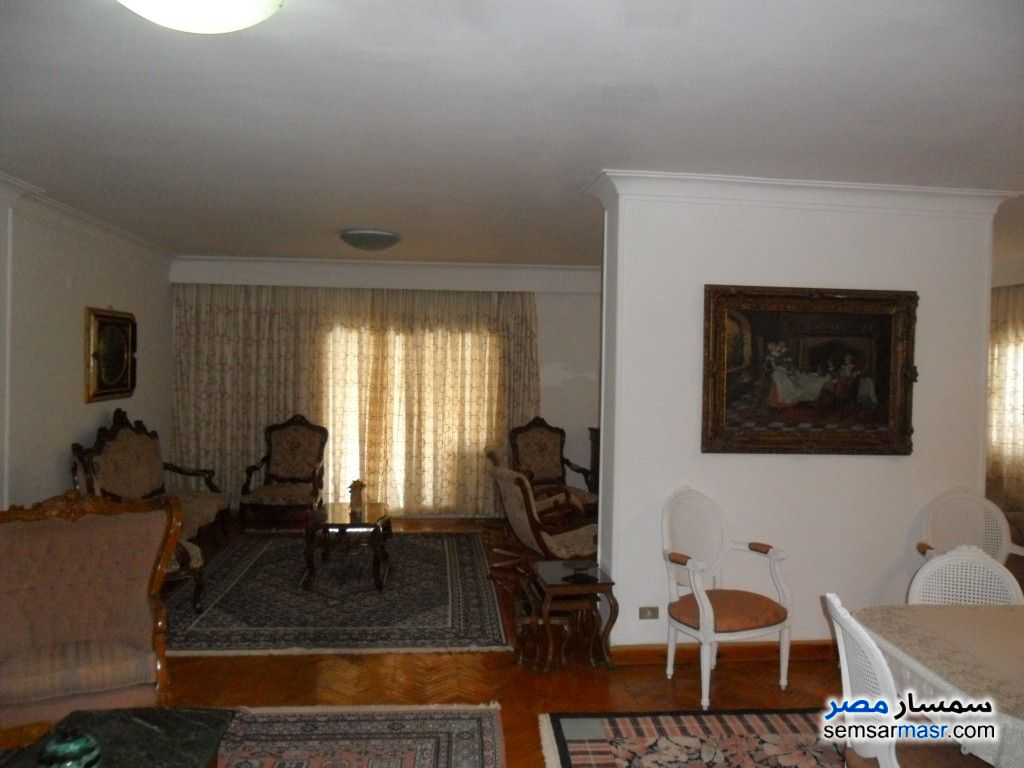 Photo 1 - Apartment 3 bedrooms 2 baths 240 sqm extra super lux For Rent Dokki Giza