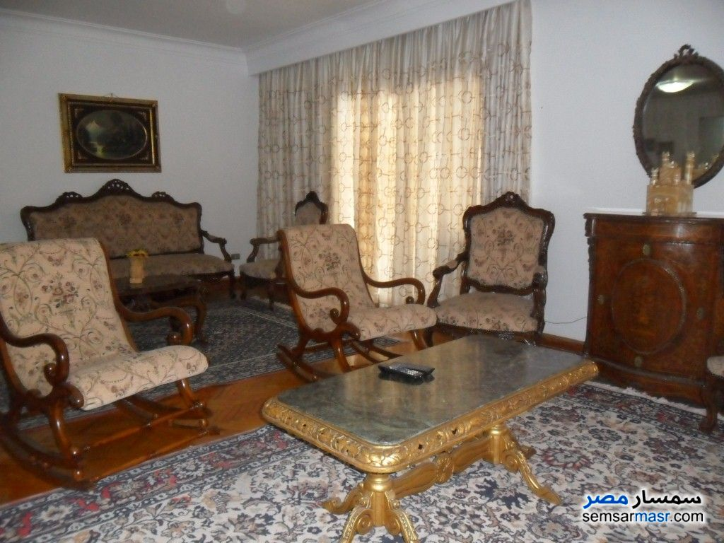 Photo 3 - Apartment 3 bedrooms 2 baths 240 sqm extra super lux For Rent Dokki Giza