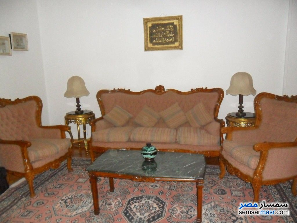 Photo 4 - Apartment 3 bedrooms 2 baths 240 sqm extra super lux For Rent Dokki Giza