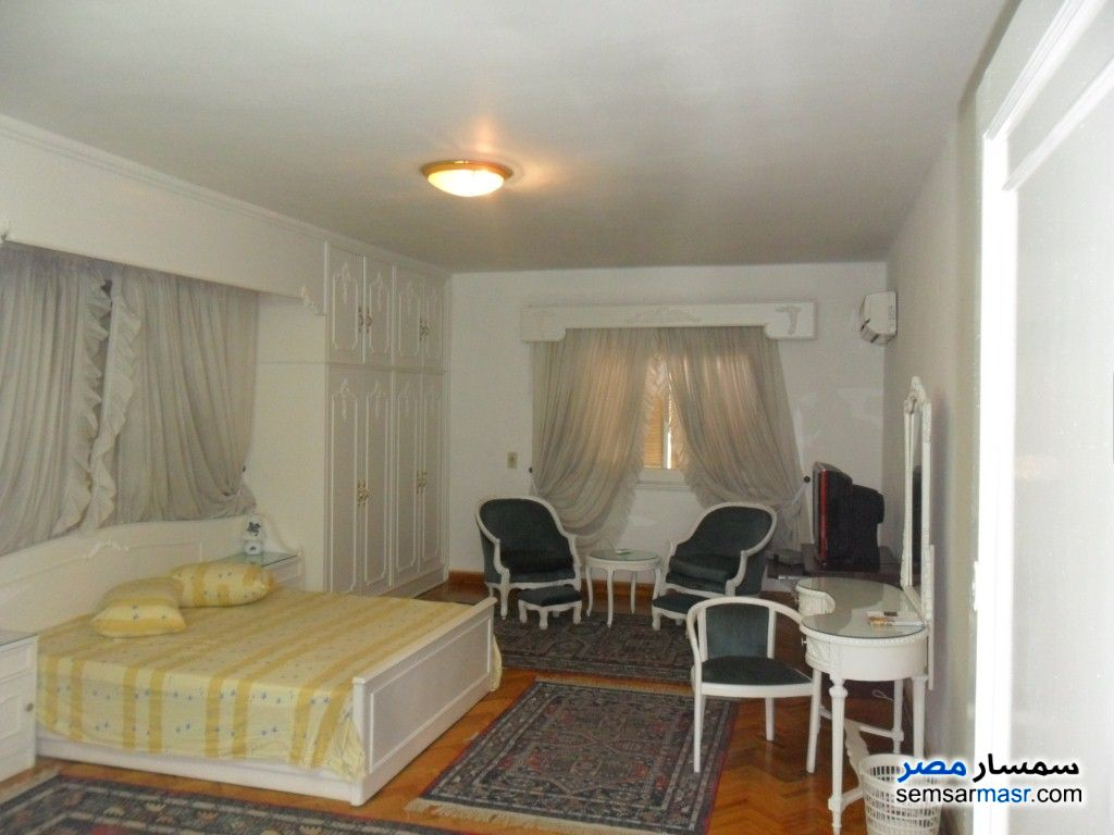 Photo 5 - Apartment 3 bedrooms 2 baths 240 sqm extra super lux For Rent Dokki Giza