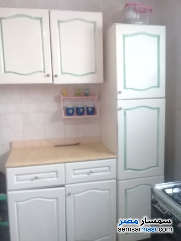 Photo 6 - Apartment 2 bedrooms 1 bath 86 sqm lux For Rent Nasr City Cairo