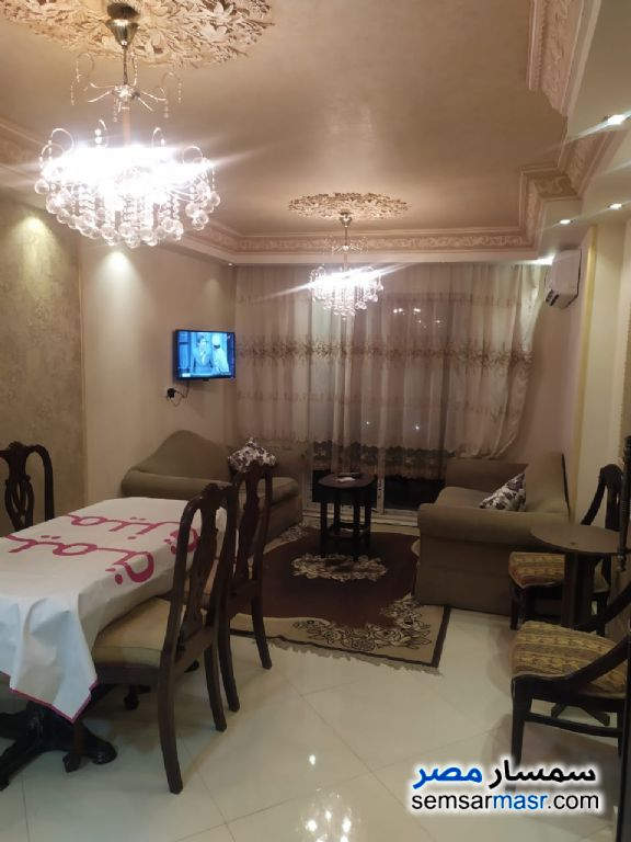 Photo 4 - Apartment 2 bedrooms 1 bath 80 sqm super lux For Rent Asafra Alexandira