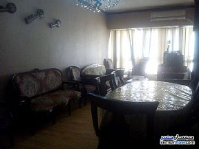 Apartment 2 bedrooms 1 bath 90 sqm super lux For Rent Asafra Alexandira - 2