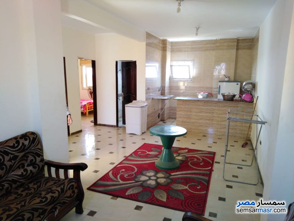 Photo 1 - Apartment 2 bedrooms 1 bath 100 sqm super lux For Rent Badr City Cairo