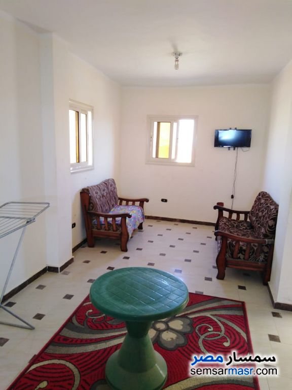 Photo 3 - Apartment 2 bedrooms 1 bath 100 sqm super lux For Rent Badr City Cairo