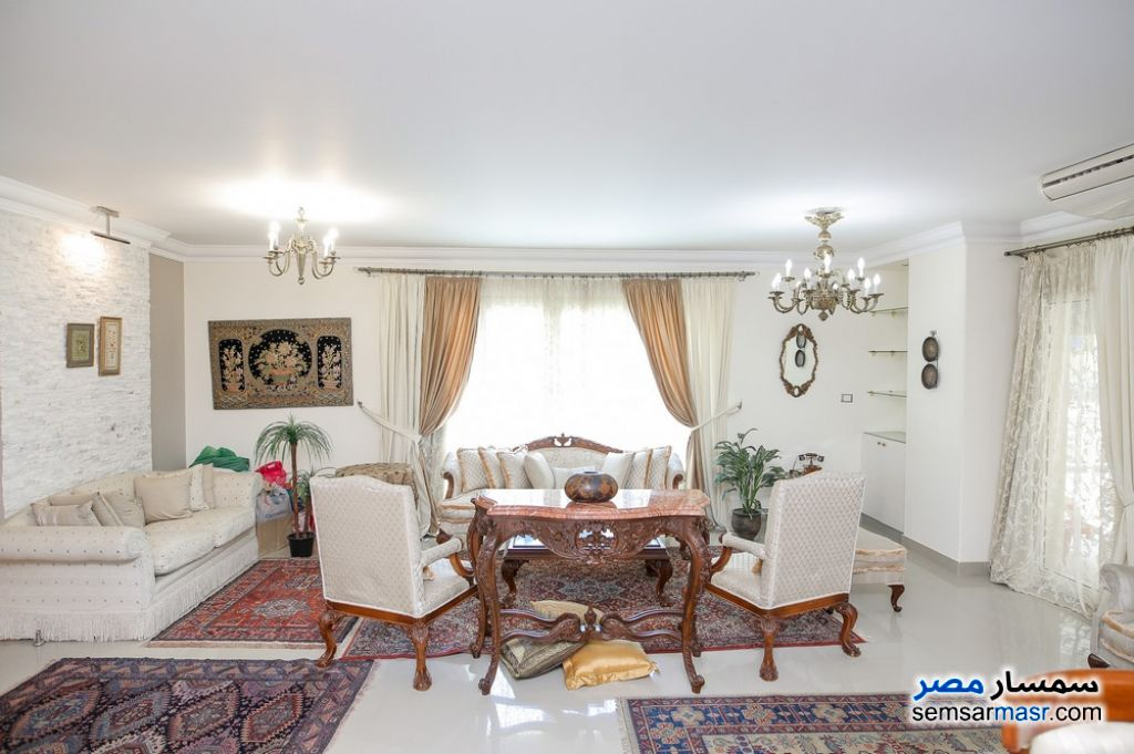 Photo 1 - Apartment 3 bedrooms 3 baths 263 sqm super lux For Rent Smoha Alexandira