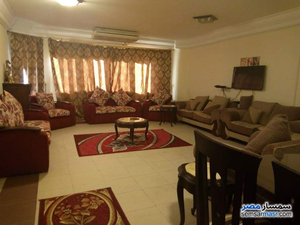 Photo 1 - Apartment 3 bedrooms 2 baths 150 sqm super lux For Rent Muneeb Giza