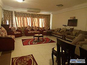 Apartment 3 bedrooms 2 baths 150 sqm super lux For Rent Muneeb Giza - 1