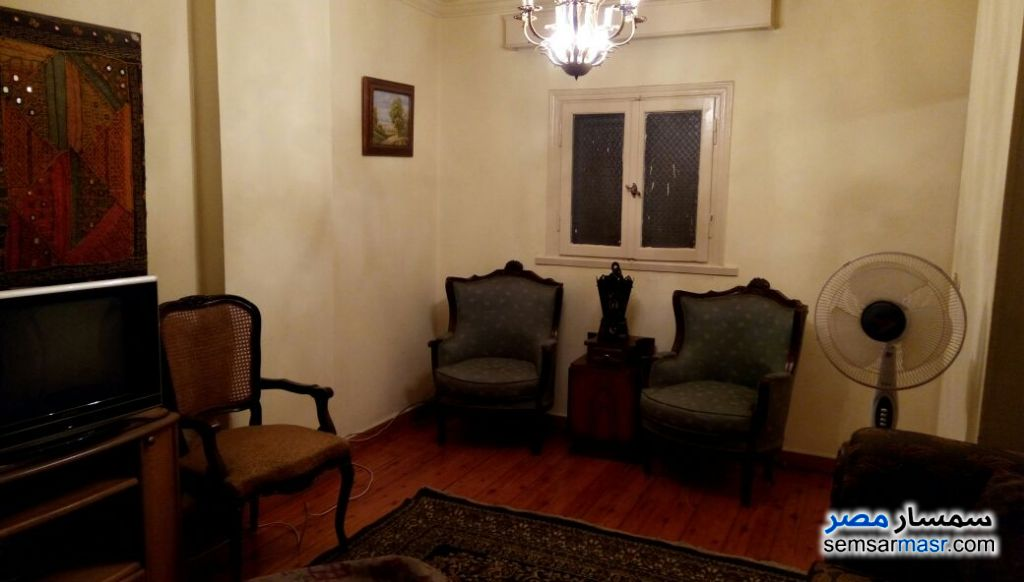 Photo 2 - Apartment 2 bedrooms 2 baths 135 sqm super lux For Rent Kafr Abdo Alexandira