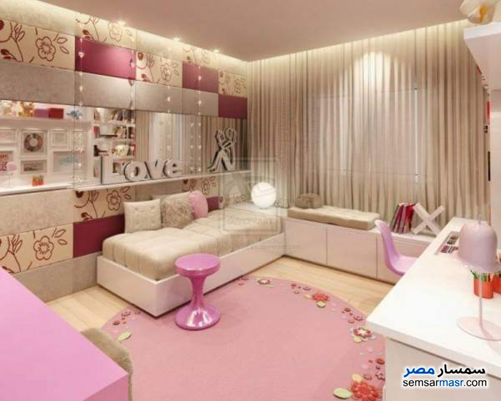 Ad Photo: Apartment 2 bedrooms 1 bath 80 sqm super lux in Suez District  Suez