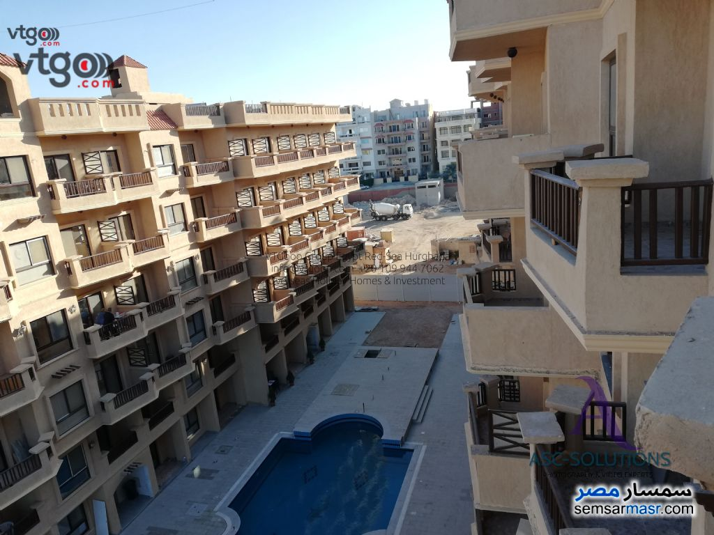 Photo 9 - Apartment 1 bedroom 1 bath 65 sqm super lux For Sale Hurghada Red Sea